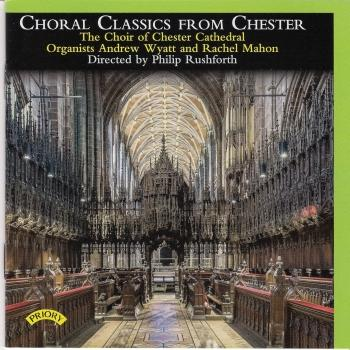 Cover Choral Classics from Chester