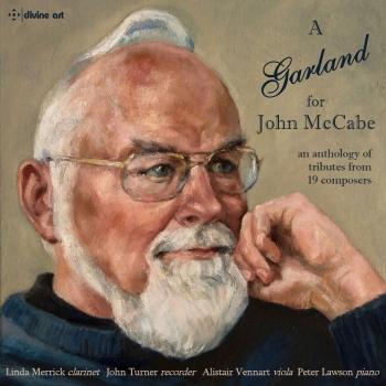 Cover A Garland for John McCabe