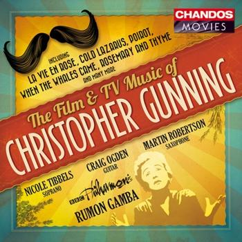 Cover The Film and TV Music of Christopher Gunning