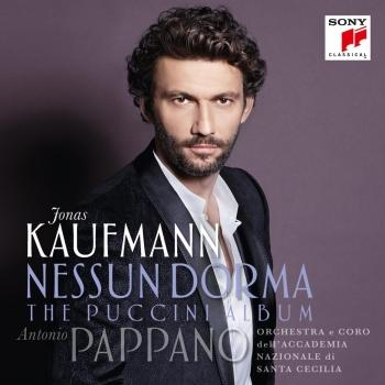 Cover Nessun Dorma - The Puccini Album