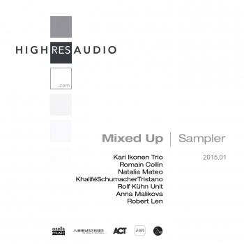 Cover HRA Mixed Up Sampler 2015.1