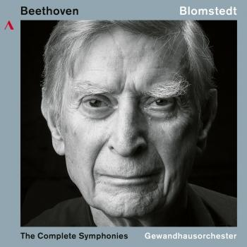 """Cover The Complete Symphonies (Symphony No. 9 """"Choral"""")"""