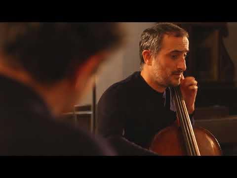 Video Il violoncello del cardinale, with l'Accademia Ottoboni and Marco Ceccato
