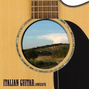 Cover Acoustic Guitar Landscapes