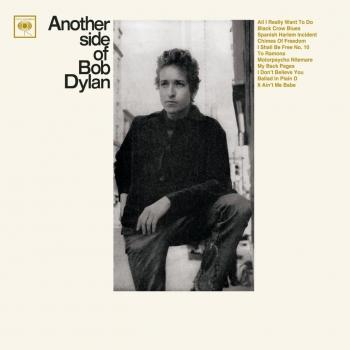 Cover Another Side Of Bob Dylan