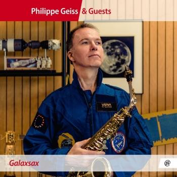 Cover Galaxsax