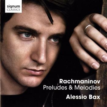 Cover Rachmaninov: Preludes & Melodies