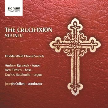 Cover Stainer: The Crucifixion