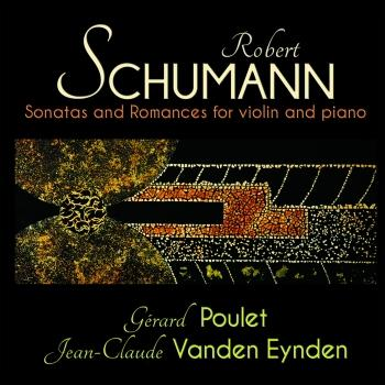 Cover Schumann: Sonatas and Romances for violin and piano