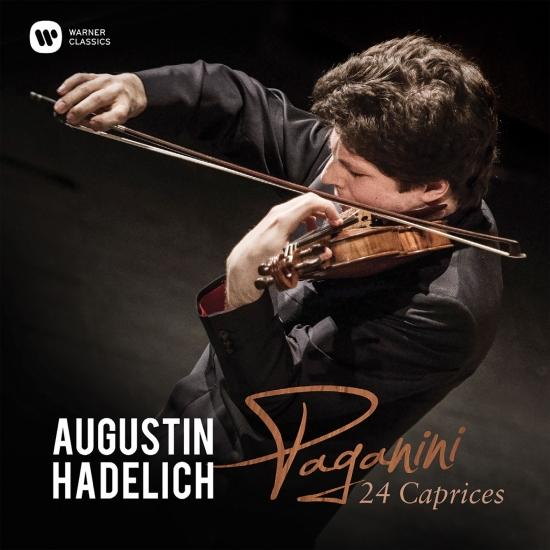 Cover Paganini: 24 Caprices, Op. 1