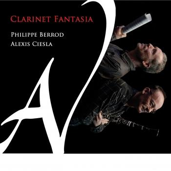 Cover Clarinet Fantasia