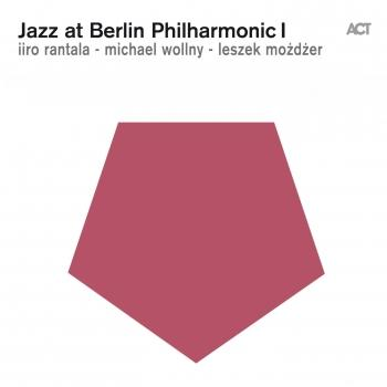 Cover Jazz at Berlin Philharmonic I