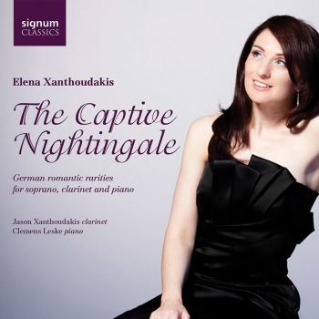 Cover The Captive Nightingale