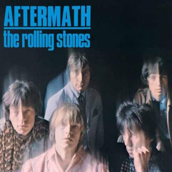 Cover Aftermath (US-Version)
