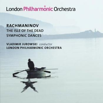 Cover Rachmaninoff: Symphonic Dances & Isle of the Dead