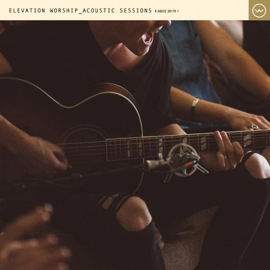 Cover Elevation Worship Acoustic Sessions