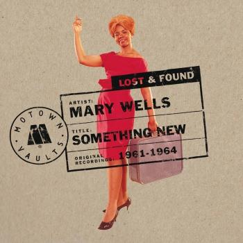 Cover Something New Motown Lost and Found