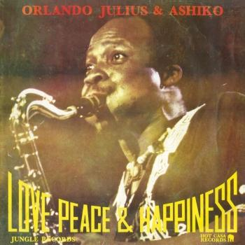 Cover Love Peace & Happiness (Remastered)