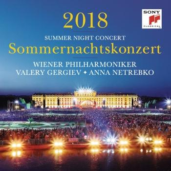 Cover Sommernachtskonzert 2018 / Summer Night Concert 2018