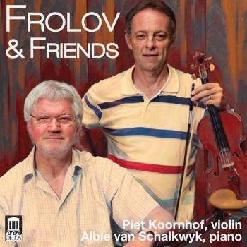 Cover Frolov & Friends