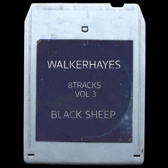 Cover 8Tracks, Vol. 3: Black Sheep