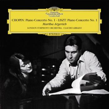 Cover Chopin: Piano Concerto No.1 In E Minor, Op.11 / Liszt: Piano Concerto No.1 In E Flat, S.124