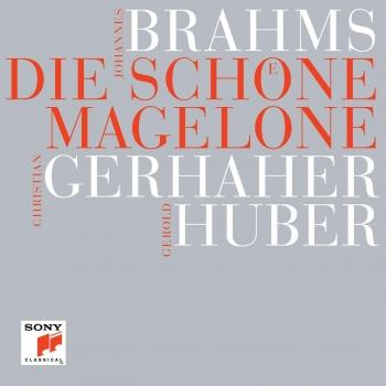 Cover Brahms: Die schöne Magelone (without spoken text)
