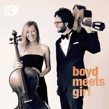 Cover Boyd Meets Girl