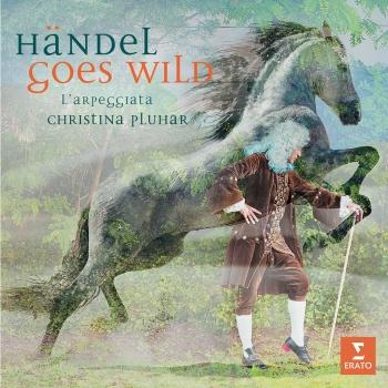 Cover Händel goes Wild