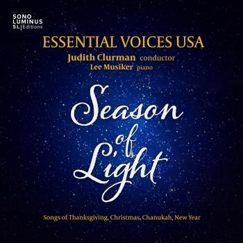 Cover Season of Light: Songs of Thanksgiving, Christmas, Chanukah, New Year