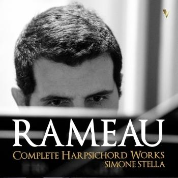 Cover Rameau: Complete Harpsichord Works