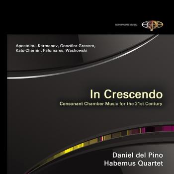 Cover In Crescendo: Consonant Chamber Music of the 21st Century