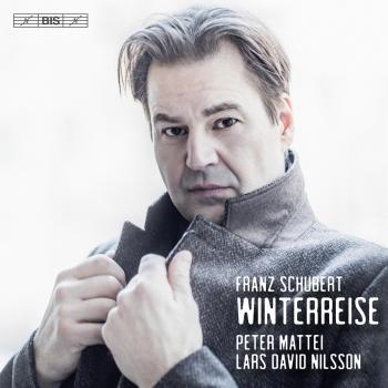 Cover Schubert: Winterreise, Op. 89, D. 911