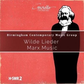 Cover Wilde Lieder Marx Music