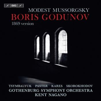 Cover Mussorgsky: Boris Godunov (1869 Version) [Live]