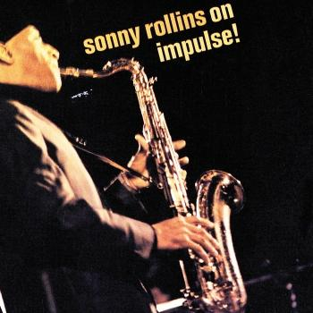 Cover Sonny Rollins On Impulse!