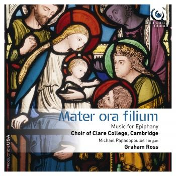 Cover Mater ora filium: Music for Epiphany