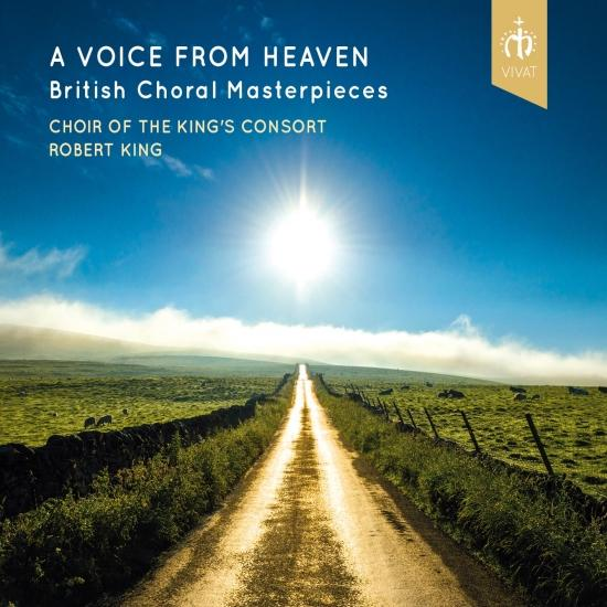 Cover A Voice from Heaven: British Choral Masterpieces