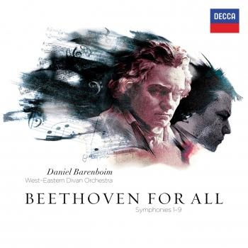 Cover Beethoven For All - Symphonies 1-9