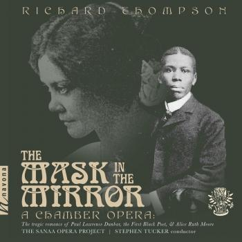 Cover Richard Thompson: The Mask in the Mirror