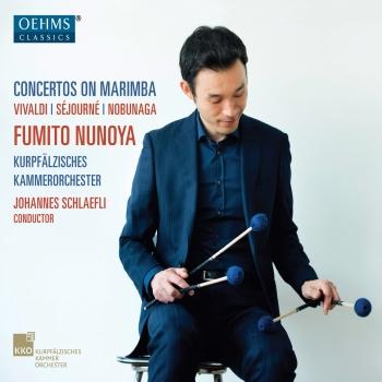 Cover Concertos on Marimba