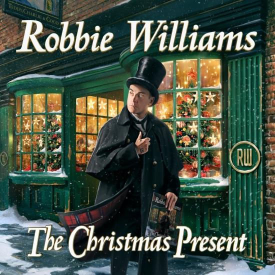 Cover The Christmas Present (Deluxe)
