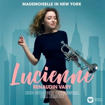 Cover Mademoiselle in New York
