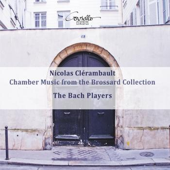 Cover Clérambault: Chamber Music from the Brossard Collection