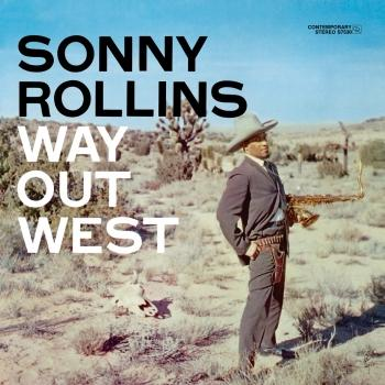 Cover Way Out West (Remastered)