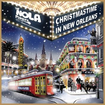Cover Christmastime In New Orleans