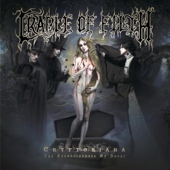Cover Cryptoriana - The Seductiveness Of Decay