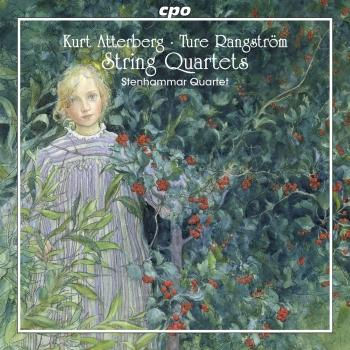 Cover Atterberg & Rangstrom: String Quartets