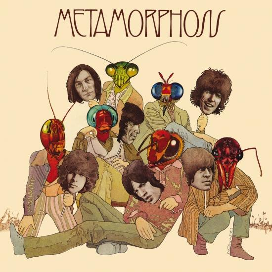 Cover Metamorphosis (Stereo)