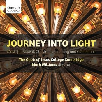 Cover Journey Into Light - Music for Advent, Christmas, Epiphany & Candlemas